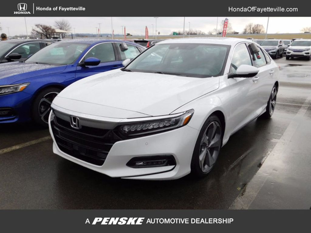 2018 Honda Accord Sedan Touring CVT - 17086976 - 0