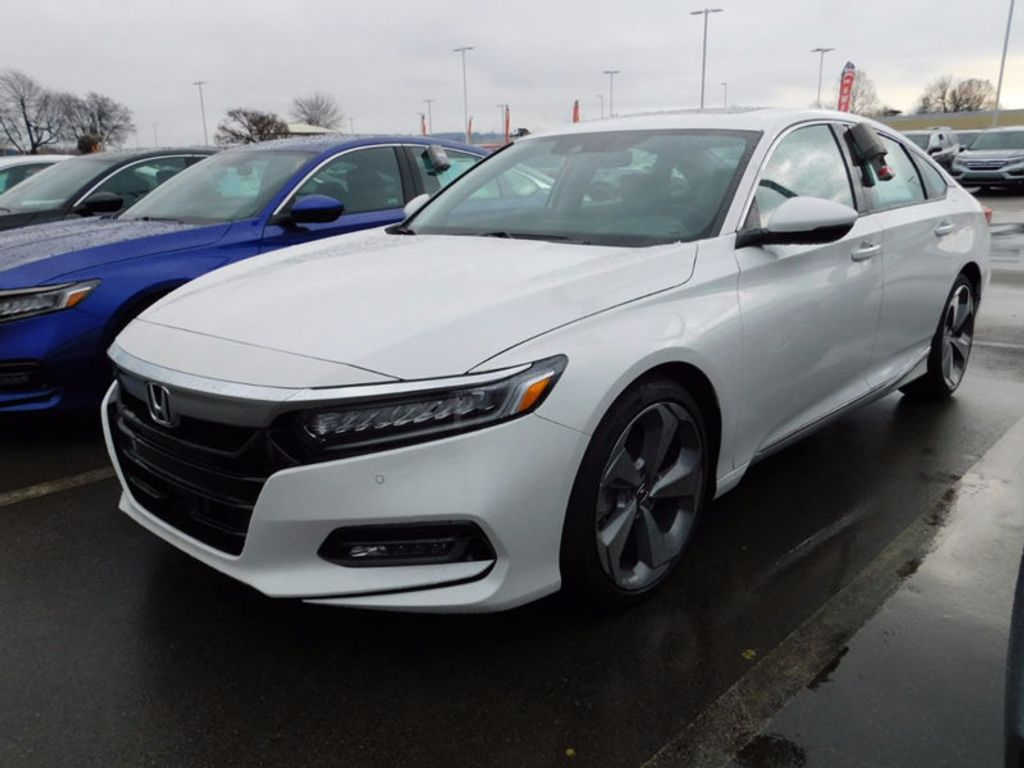 2018 Honda Accord Sedan Touring CVT - 17086976 - 1