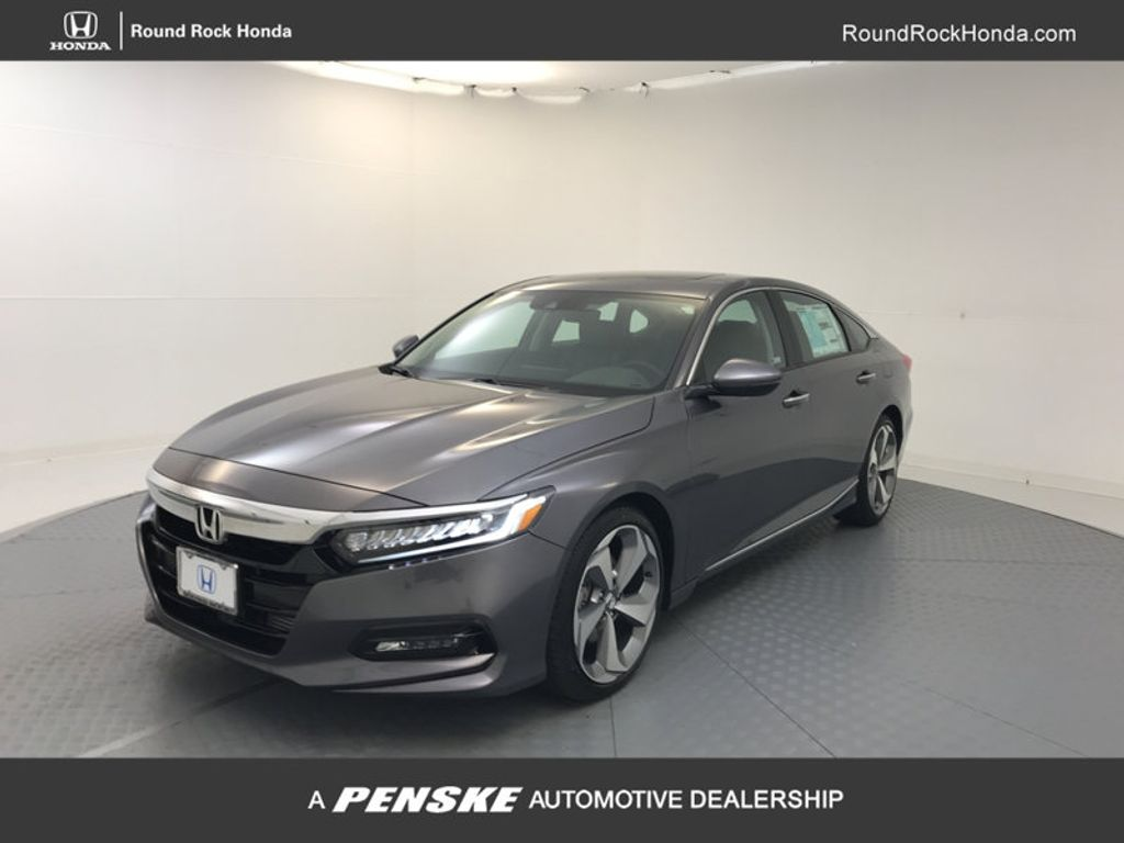 2018 Honda Accord Sedan Touring CVT - 16990151 - 0