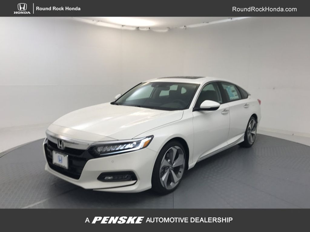 2018 Honda Accord Sedan Touring CVT - 17113813 - 0