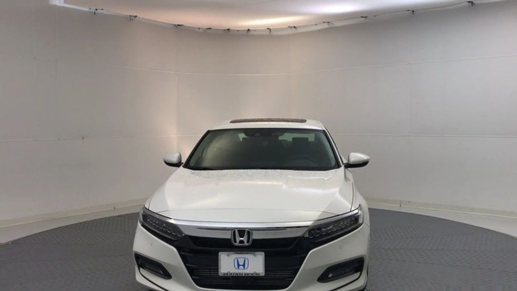 2018 Honda Accord Sedan Touring CVT - 17113813 - 2