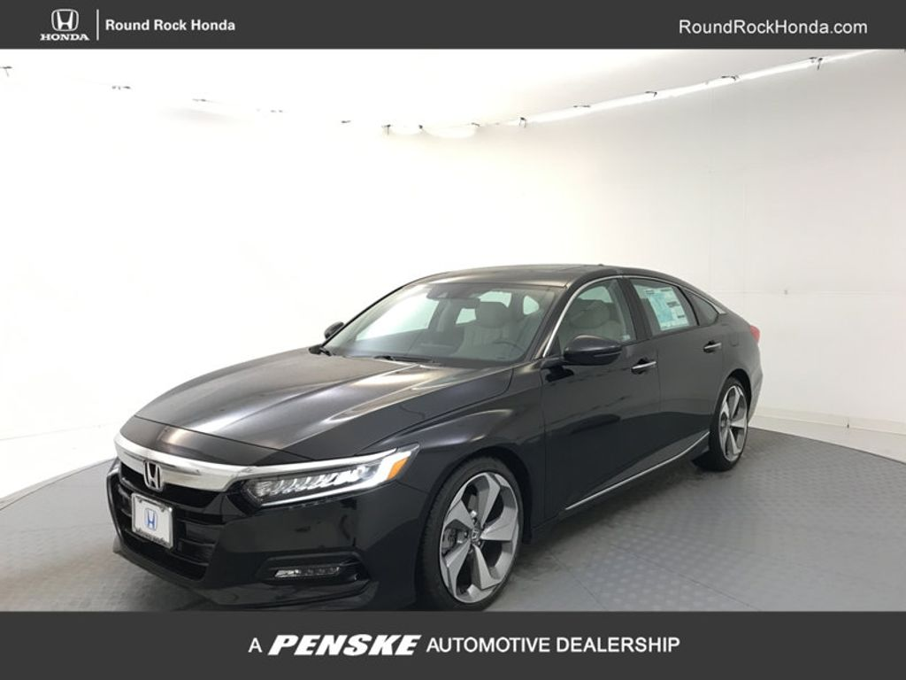 2018 Honda Accord Sedan Touring CVT - 17186557 - 0