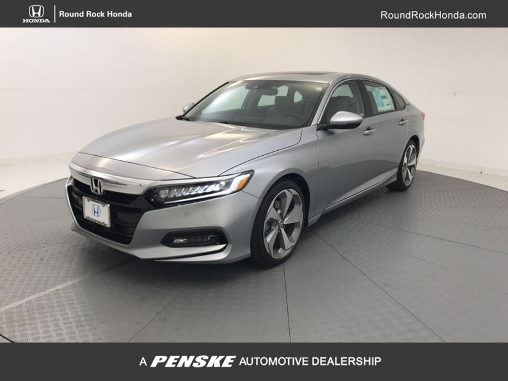2018 Honda Accord Sedan Touring CVT - 17532732 - 0