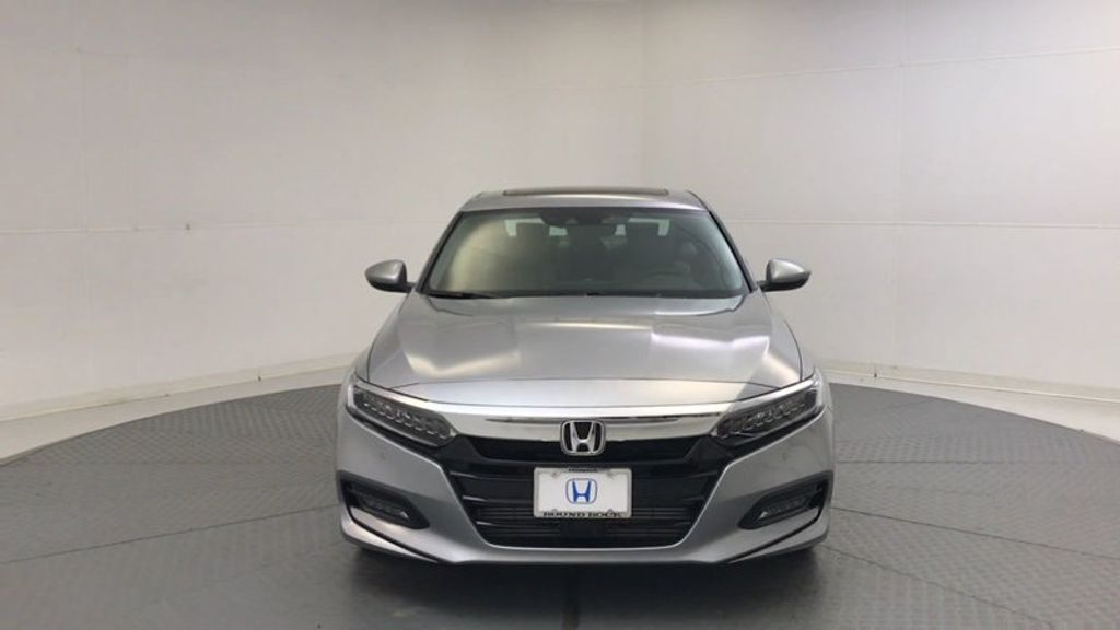 2018 Honda Accord Sedan Touring CVT - 17532732 - 2