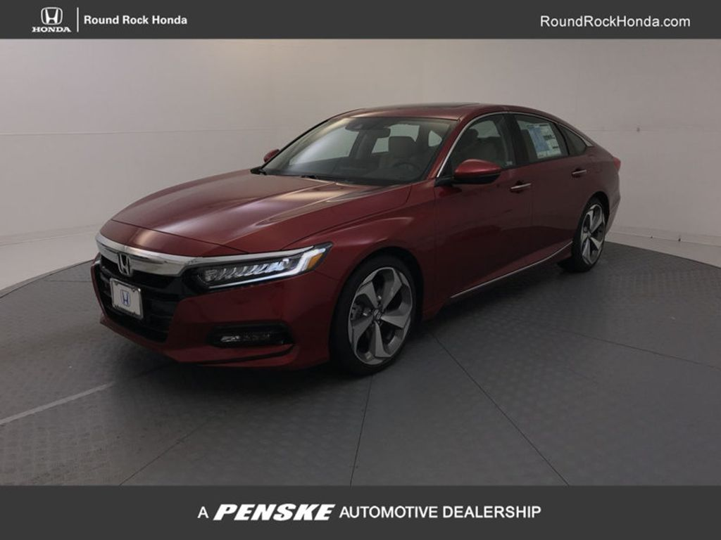 Dealer Video - 2018 Honda Accord Sedan Touring CVT - 17791931