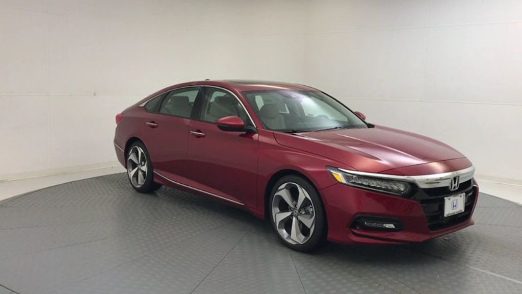 2018 Honda Accord Sedan Touring CVT - 17791931 - 1