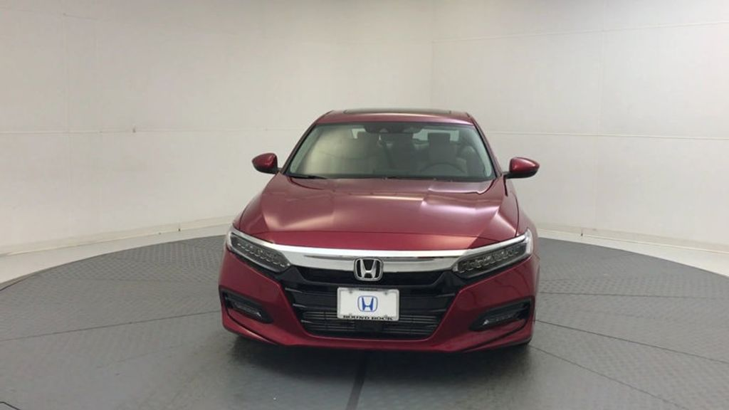 2018 Honda Accord Sedan Touring CVT - 17791931 - 2