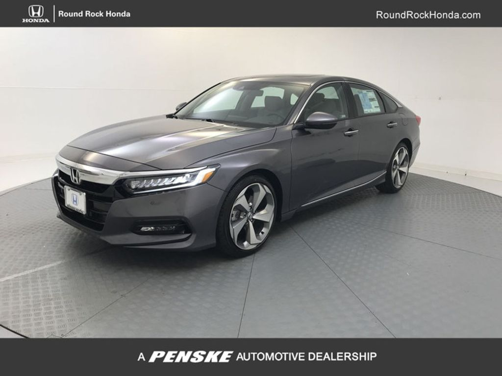 2018 Honda Accord Sedan Touring CVT - 17805378 - 0