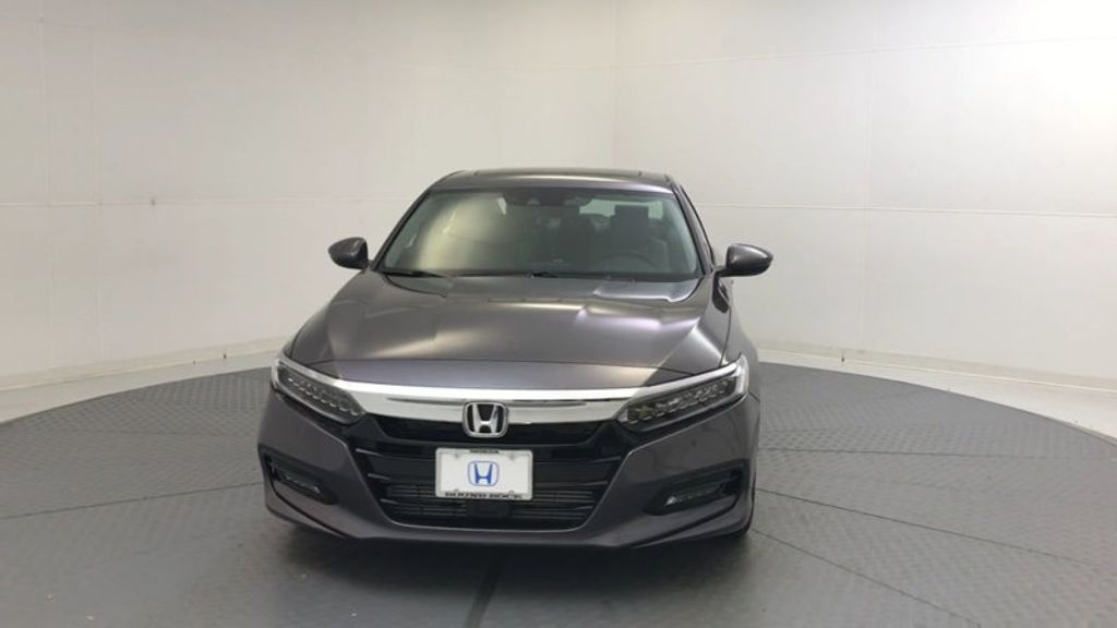 2018 Honda Accord Sedan Touring CVT - 17805378 - 2