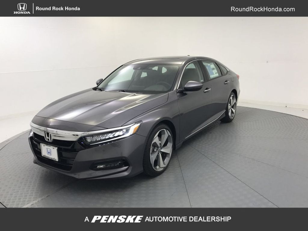 2018 Honda Accord Sedan Touring CVT - 18031136 - 0