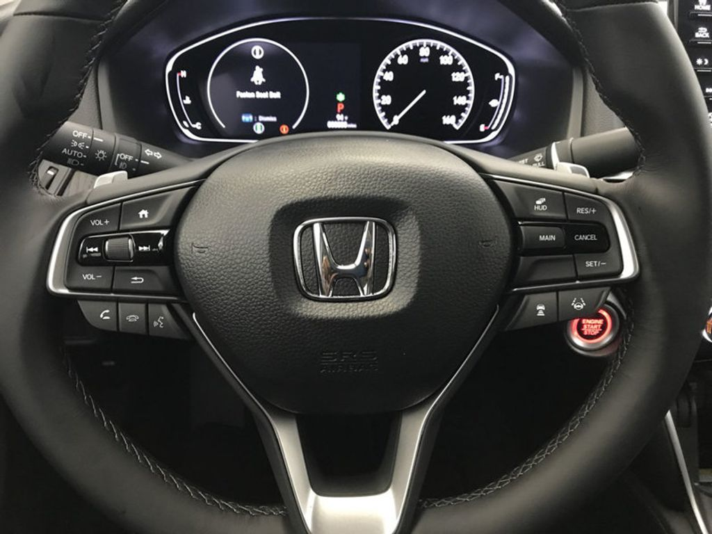 2018 Honda Accord Sedan Touring CVT - 18031136 - 31