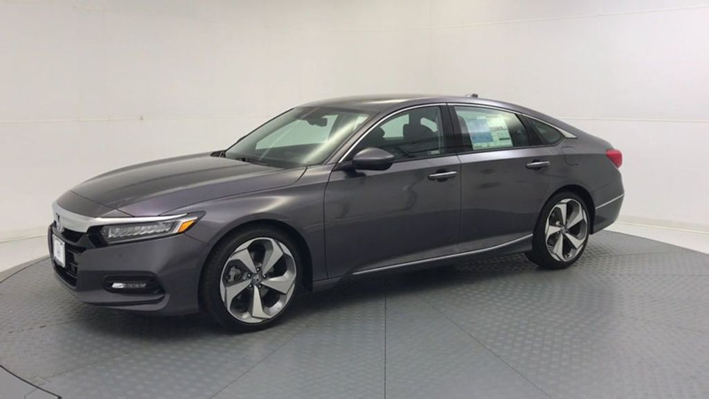 2018 Honda Accord Sedan Touring CVT - 18031136 - 3