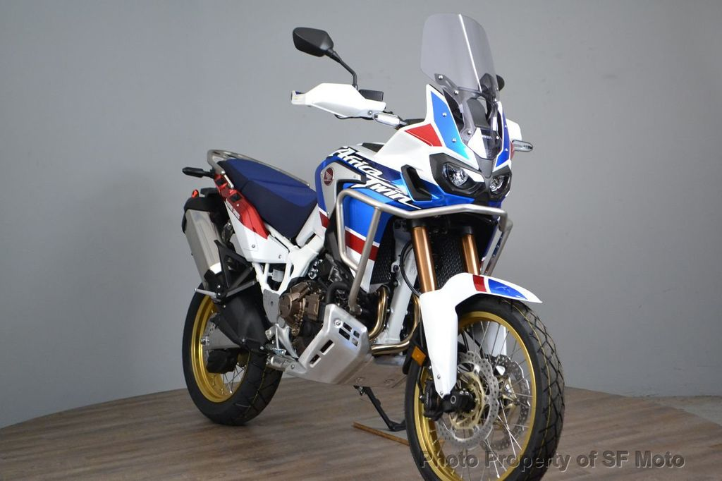 2018 Honda Africa Twin Adv. Sports DCT - 17760486 - 14