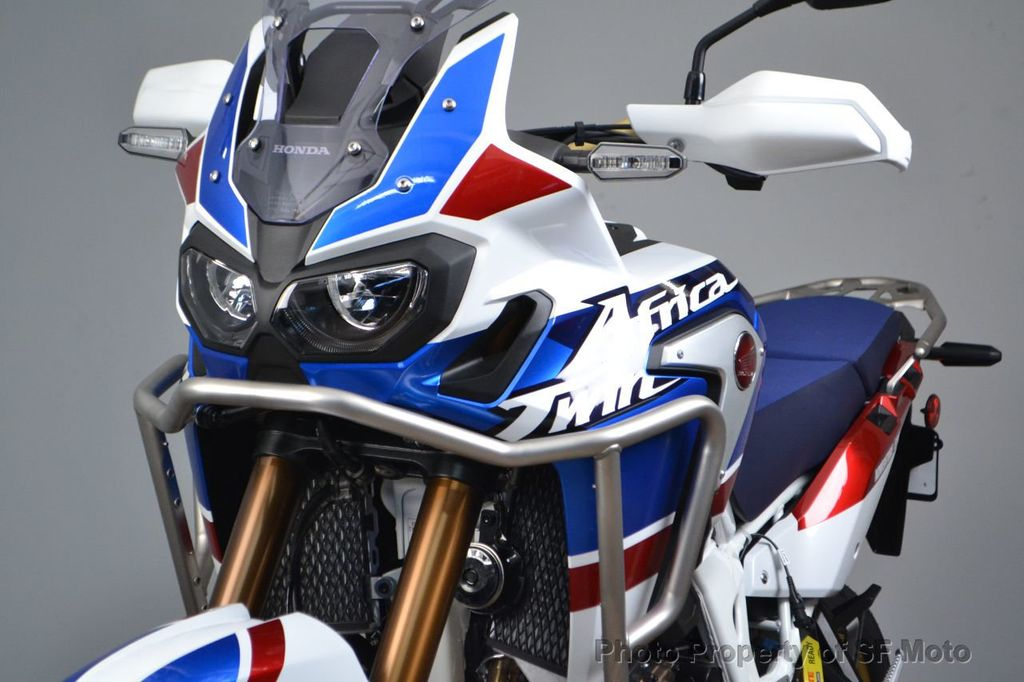 2018 Honda Africa Twin Adv. Sports DCT - 17760486 - 1