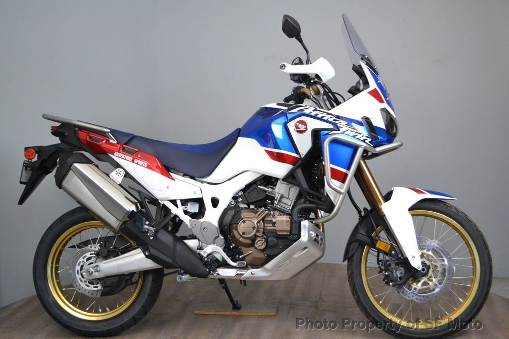 2018 Honda Africa Twin Adv. Sports DCT - 17760486 - 2