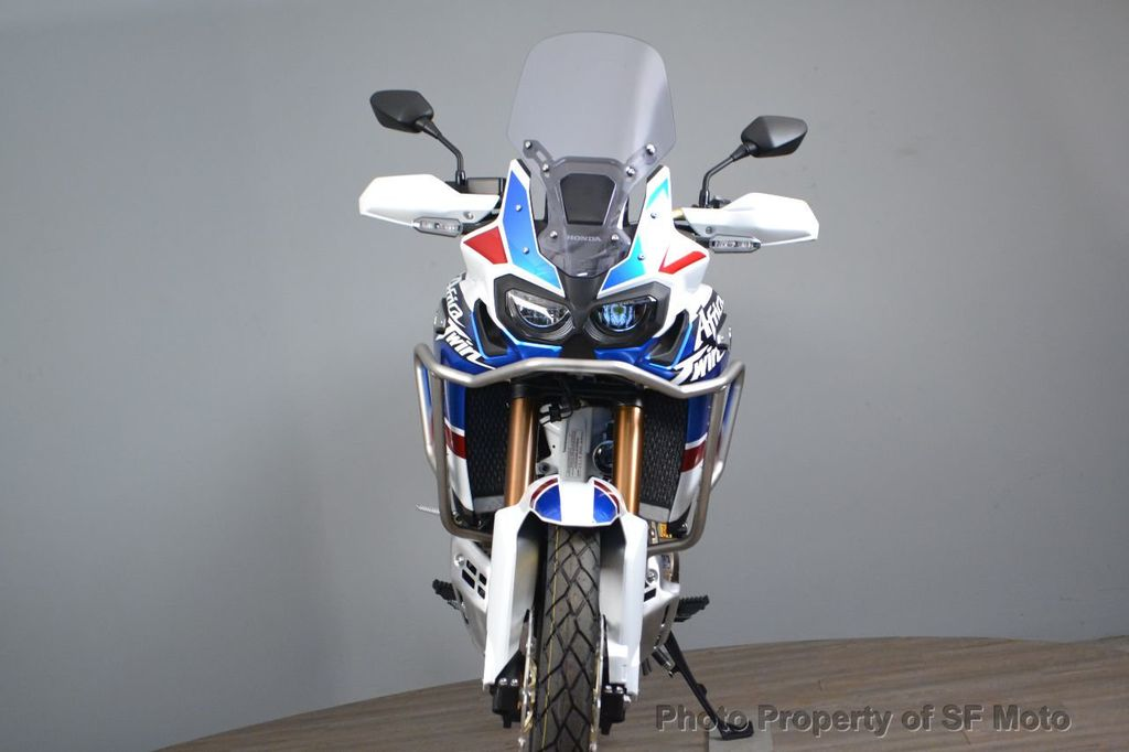 2018 Honda Africa Twin Adv. Sports DCT - 17760486 - 4
