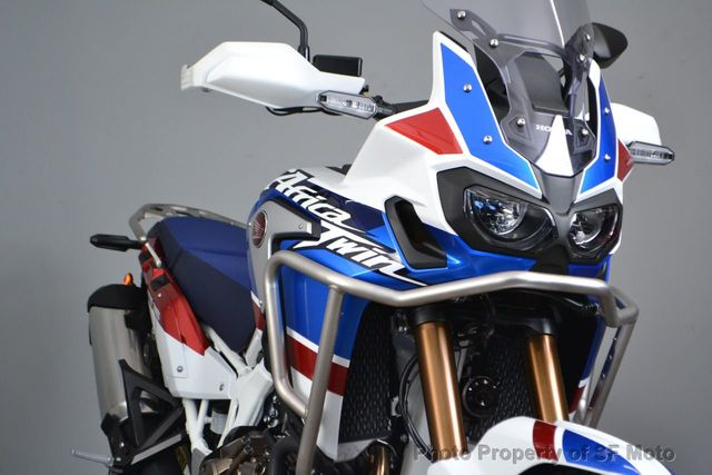 2018 Honda Africa Twin Adv. Sports DCT In Stock Now!!!