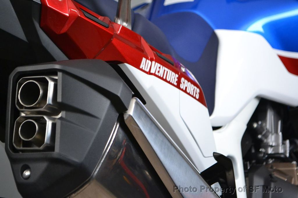 2018 Honda Africa Twin Adv. Sports DCT CRF1000L  - 17760486 - 12