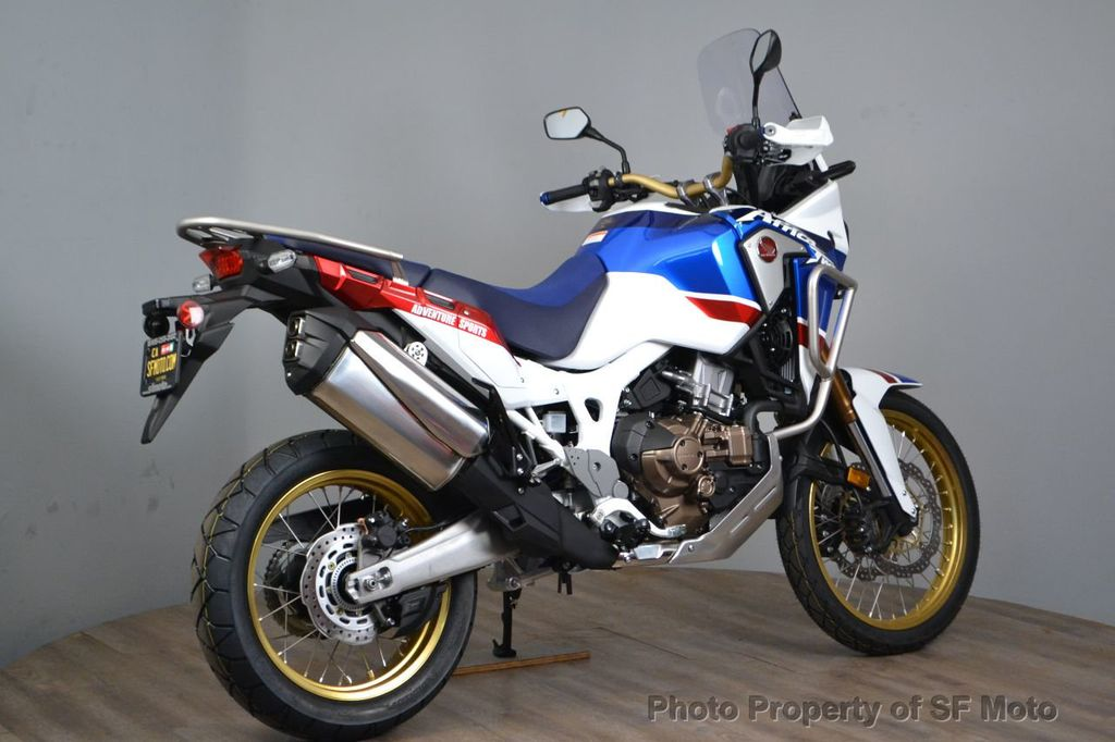 2018 Honda Africa Twin Adv. Sports DCT CRF1000L  - 17760486 - 16