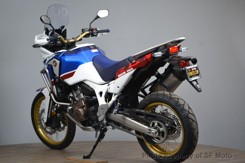 2018 Honda Africa Twin Adv. Sports DCT CRF1000L  - 17760486 - 17