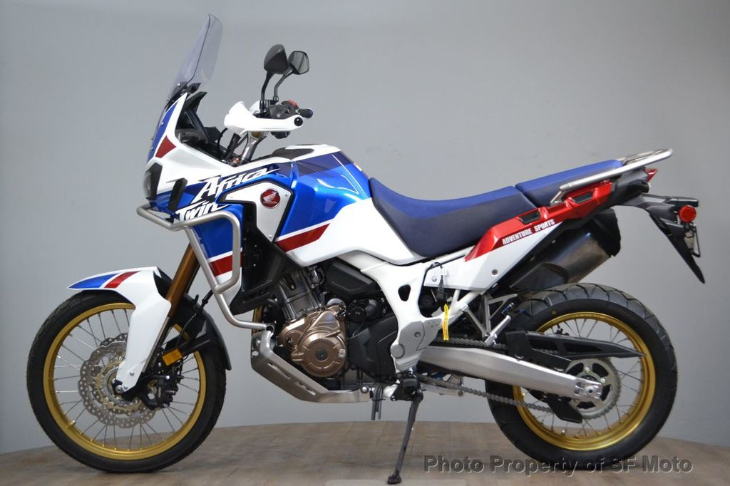 2018 Honda Africa Twin Adv. Sports DCT CRF1000L  - 17760486 - 3