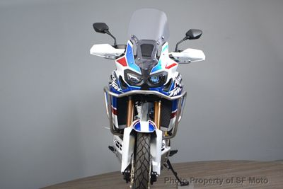 2018 Honda Africa Twin Adventure Sports DCT - Click to see full-size photo viewer
