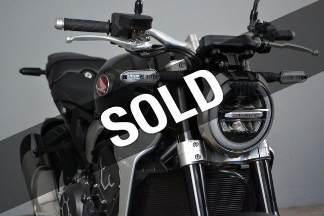 2018 Honda CB1000R ABS