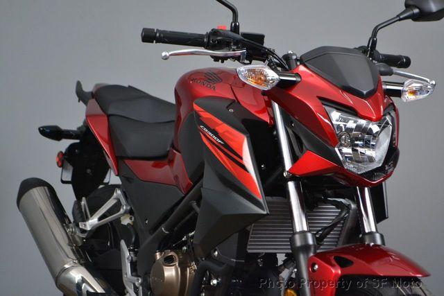 2018 Honda CB300F ABS REDUCED
