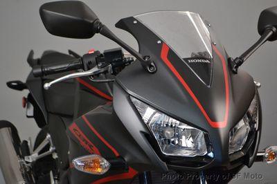 New 2018 Honda CBR300R