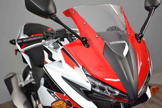 2018 Honda CBR500R ABS brake system