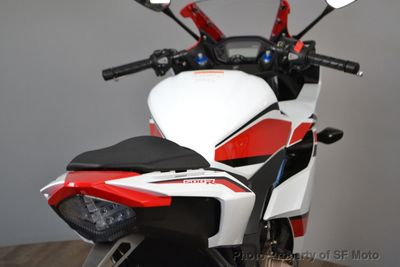 2018 Honda CBR500R ABS brake system - Click to see full-size photo viewer
