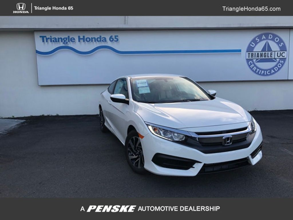 2018 Honda Civic Coupe LX CVT - 18150170 - 0
