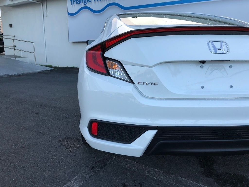 2018 Honda Civic Coupe LX CVT - 18150170 - 13