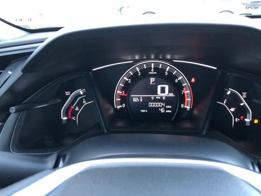 2018 Honda Civic Coupe LX CVT - 18150170 - 16