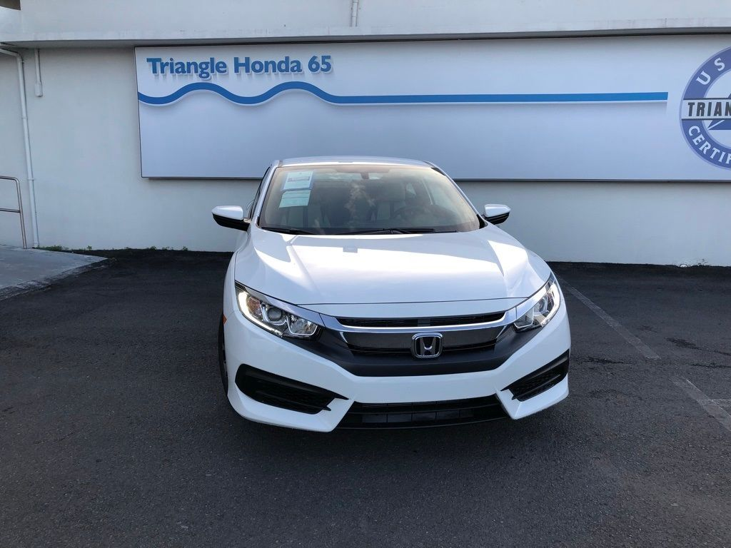 2018 Honda Civic Coupe LX CVT - 18150170 - 1