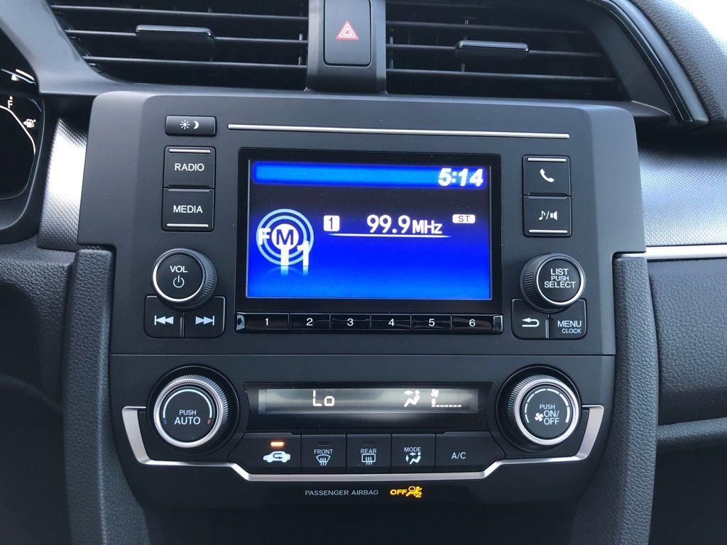 2018 Honda Civic Coupe LX CVT - 18150170 - 21
