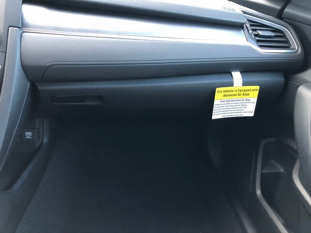 2018 Honda Civic Coupe LX CVT - 18150170 - 23