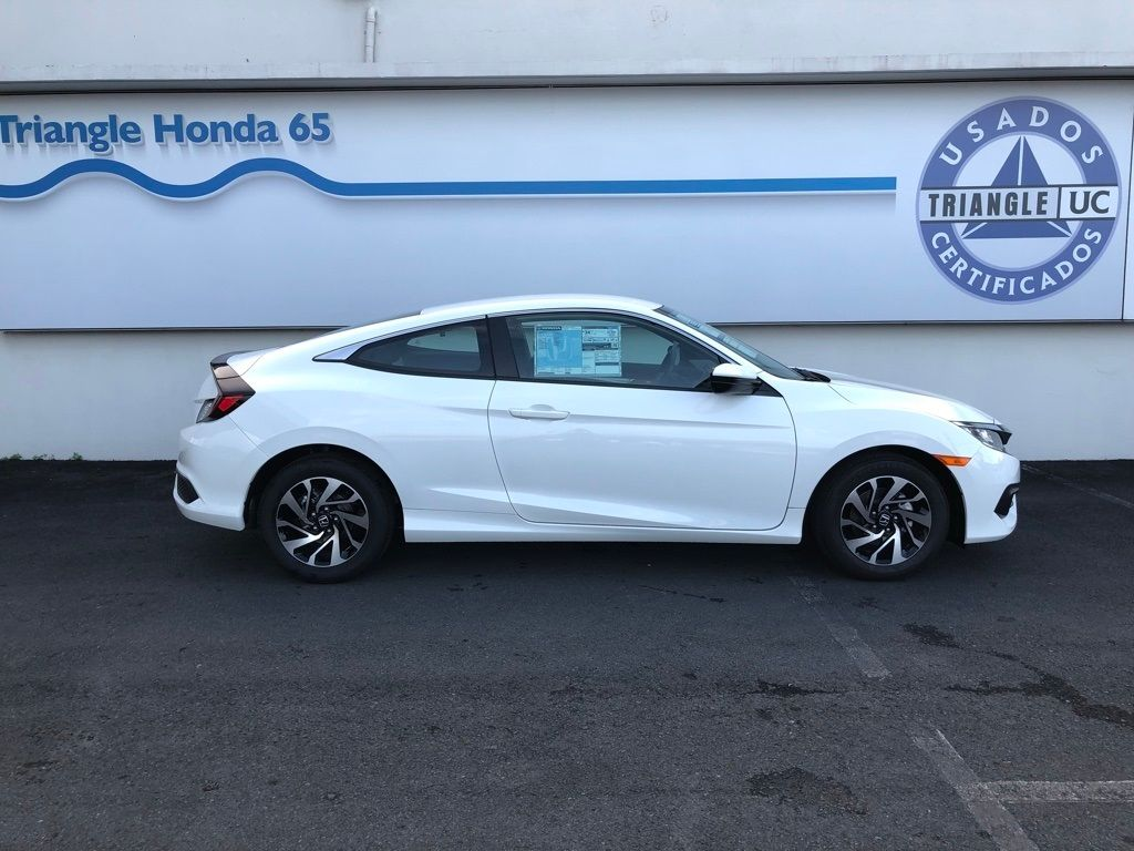 2018 Honda Civic Coupe LX CVT - 18150170 - 2