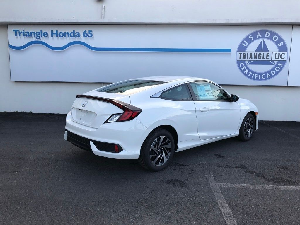 2018 Honda Civic Coupe LX CVT - 18150170 - 3