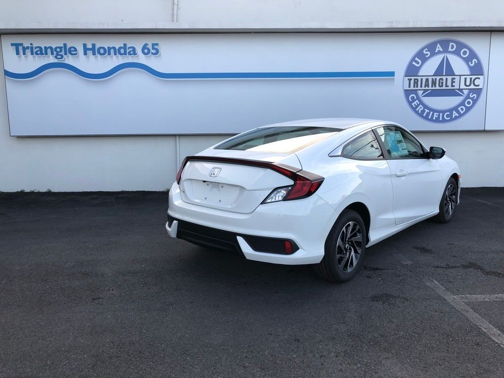 2018 Honda Civic Coupe LX CVT - 18150170 - 4