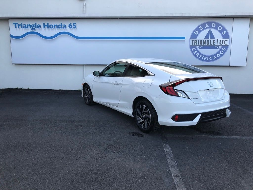 2018 Honda Civic Coupe LX CVT - 18150170 - 7