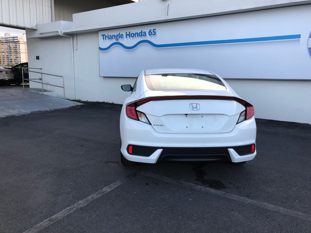 2018 Honda Civic Coupe LX CVT - 18150170 - 8