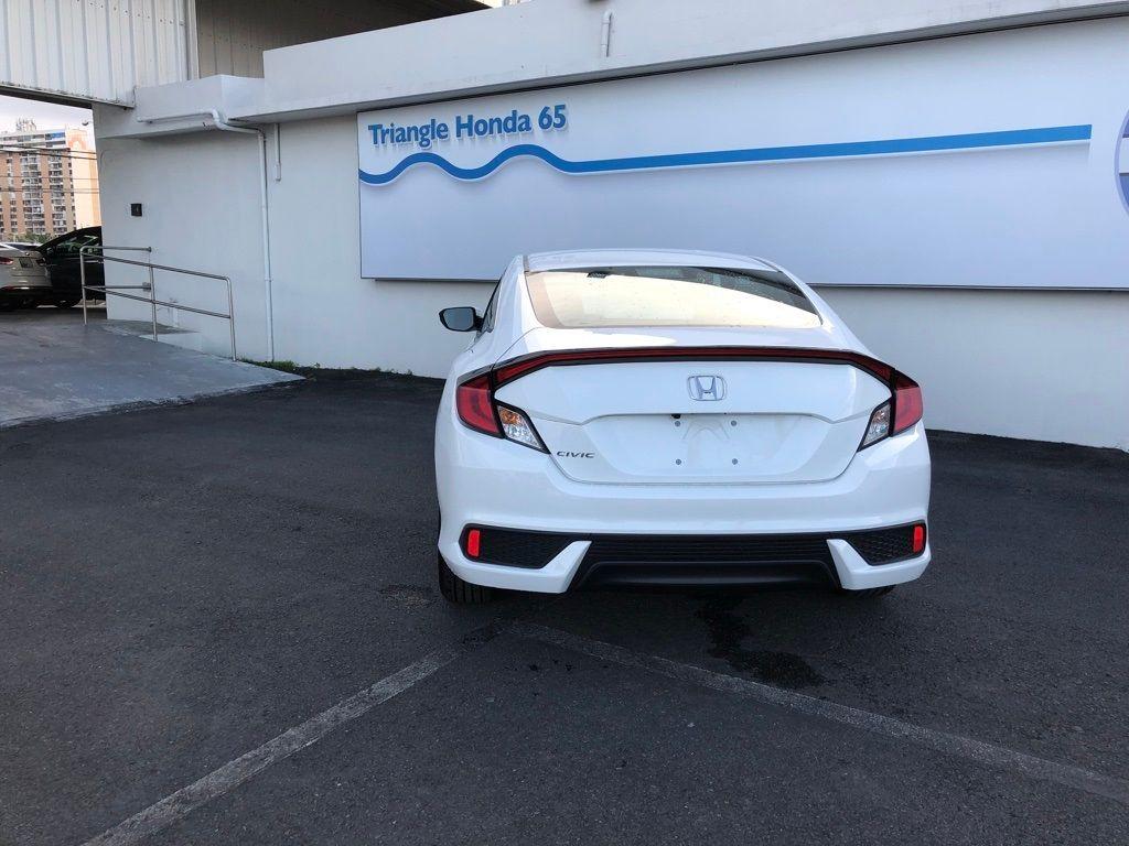 2018 Honda Civic Coupe LX CVT - 18150170 - 8