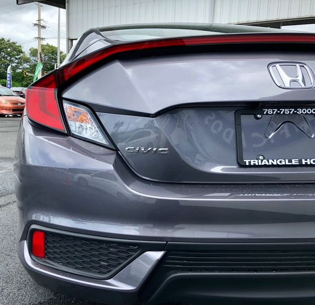 2018 Honda Civic Coupe LX-P CVT - 18083283 - 11
