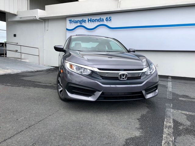 2018 Honda Civic Coupe LX-P CVT - 18083283 - 1