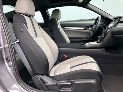 2018 Honda Civic Coupe LX-P CVT - Click to see full-size photo viewer