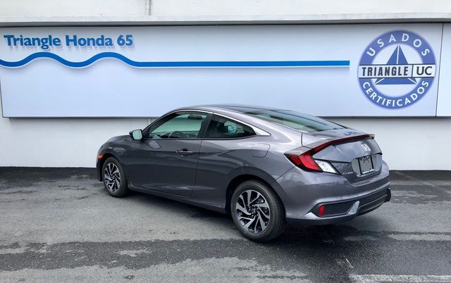 2018 Honda Civic Coupe LX-P CVT - 18083283 - 5
