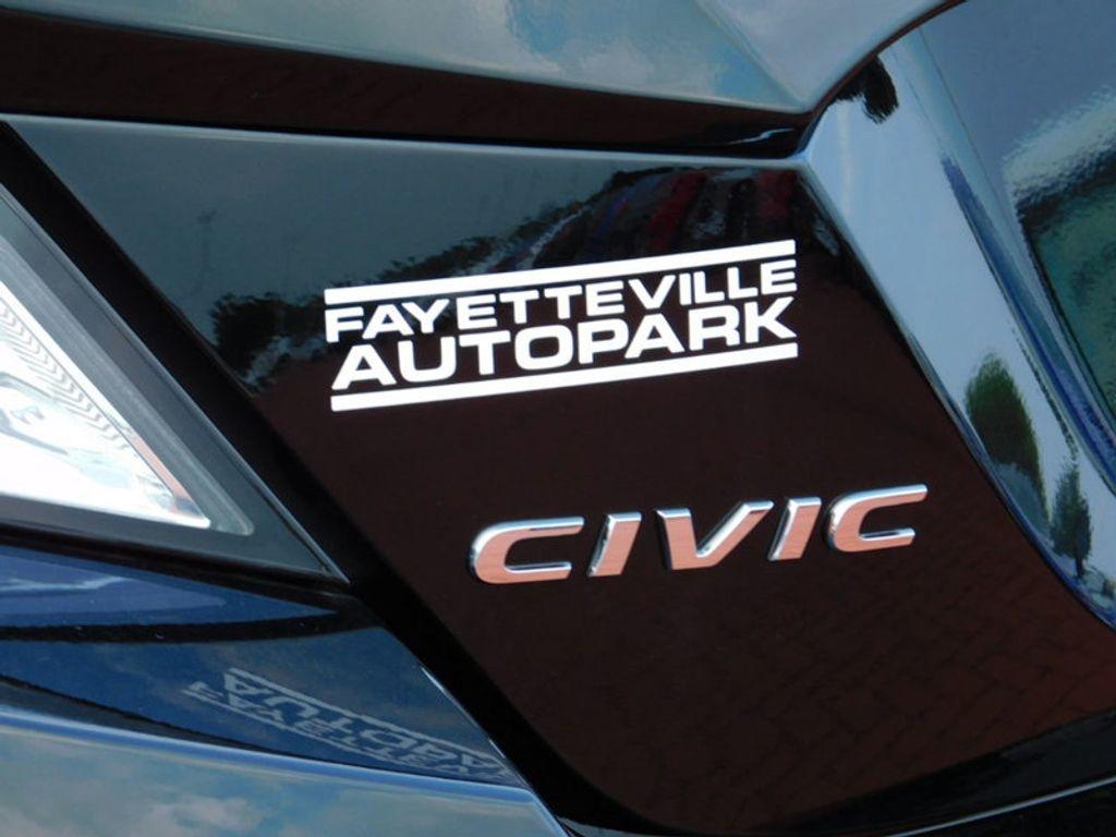 Marvelous 2018 Honda Civic Coupe Touring CVT   18009337   18