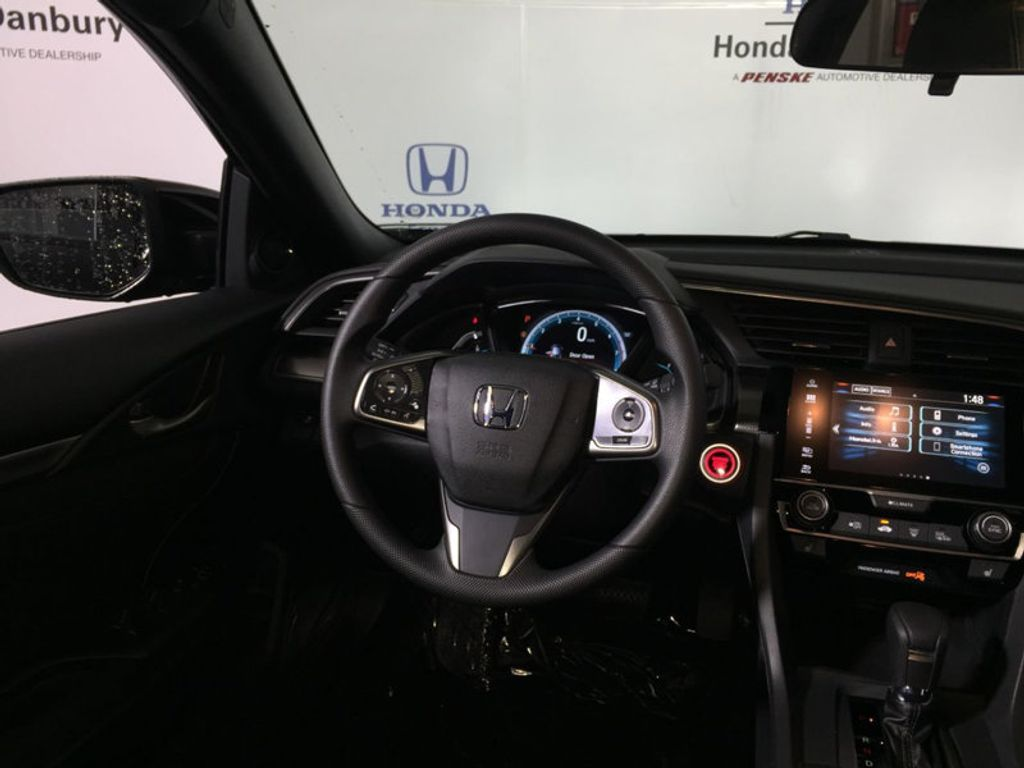 2018 Honda Civic Hatchback EX CVT - 17511648 - 14