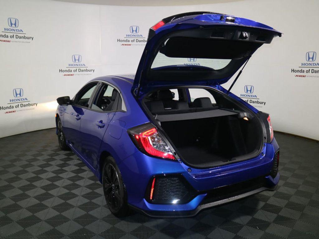 2018 Honda Civic Hatchback Ex Cvt 17511652 5